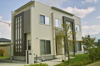特長2 モデルハウスが豊富