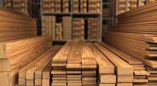特長1 製材所直営だから良質な木材を使用