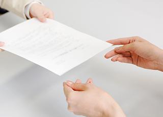 チェック3 書類や保証書が揃っているかをチェック
