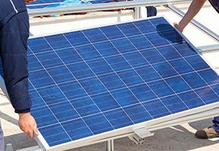太陽光発電の導入、全国2位