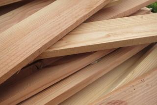 特長1 木材へのこだわり